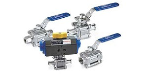 Swing-Out Ball Valves