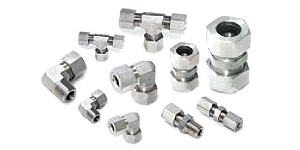Bite Type Tube Fittings (DIN2353)