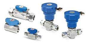 Key Operation Valves (Ball & Needle)