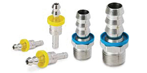Hose Con. & Push-on Hose Fittings