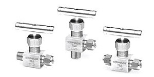 Integral Bonnet Bar Stock Needle Valves