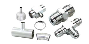 O-Ring Face Seal Fittings