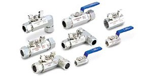 Ball Valve SBV210 Series