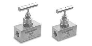 High Pressure Needle Valves