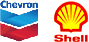 chevron shell logo