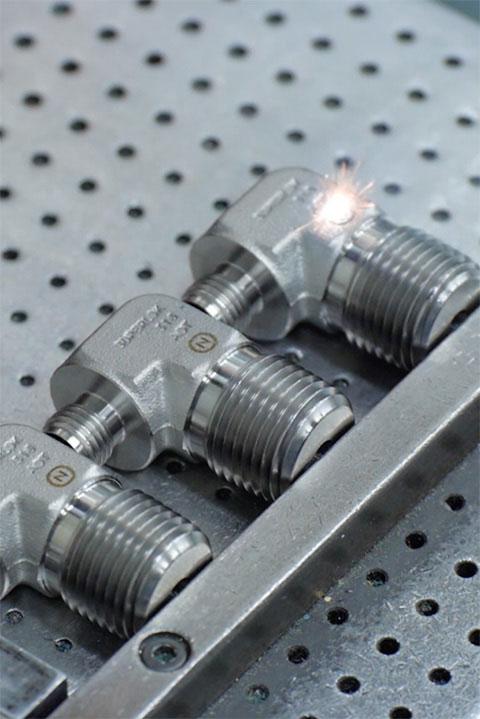 valve marking